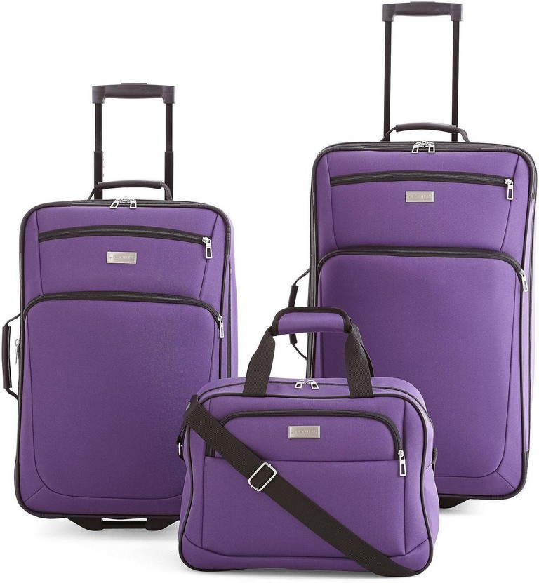 Jcpenney Suitcases