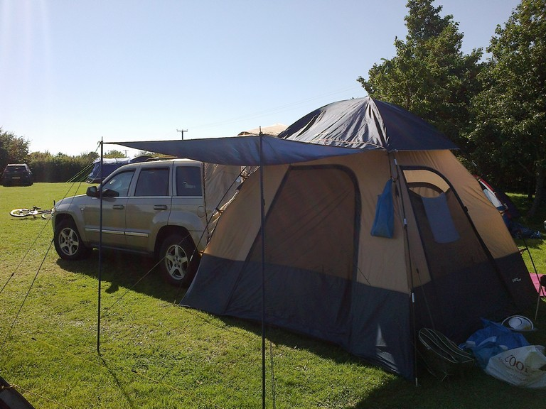 Jeep Brand Tents