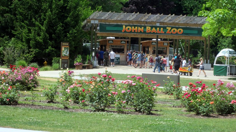 John Ball Zoo Grand Rapids Michigan