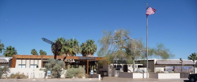 Joshua Tree National Park Visitor Center