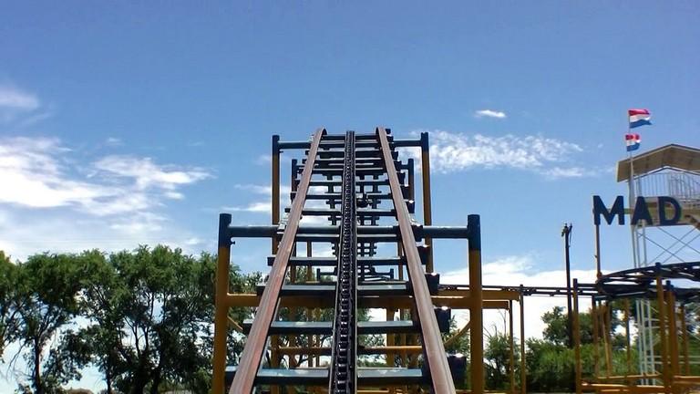 Joyland Amusement Park Lubbock Texas