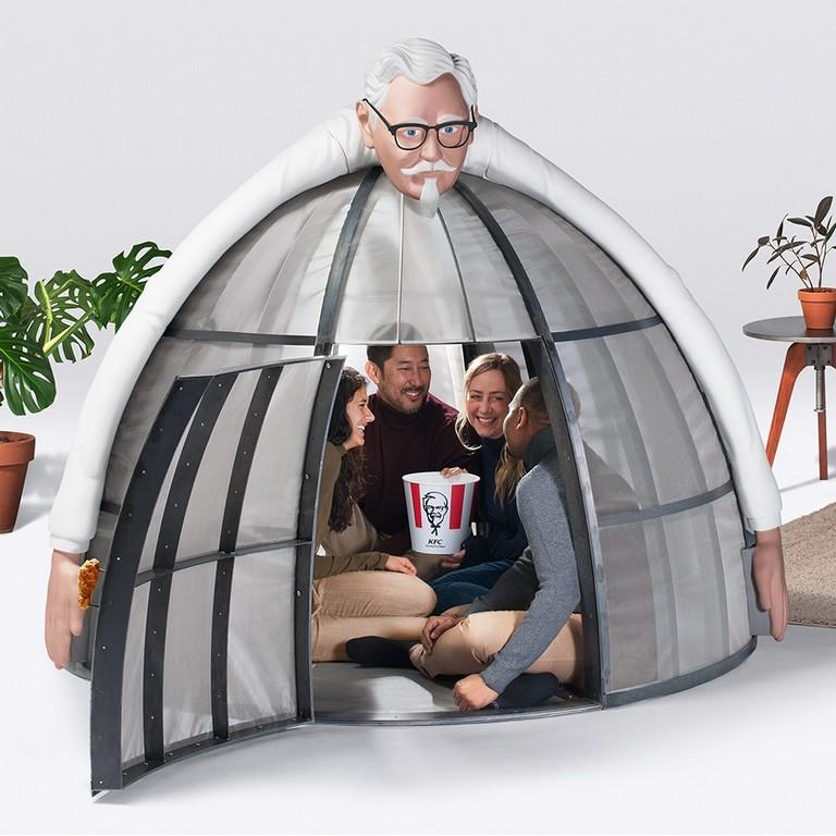 Kfc Tent