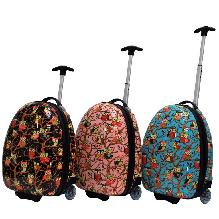 Kids Hard Shell Suitcase