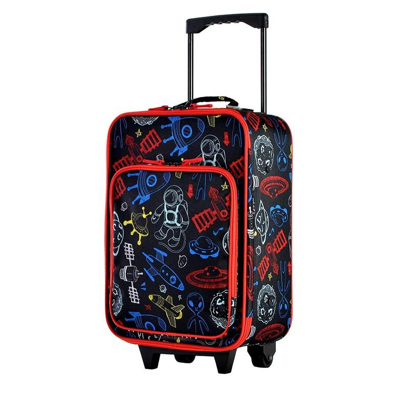 Kids Suitcase On Wheeled
