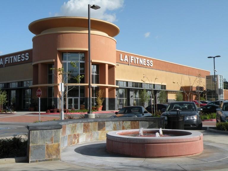 La Fitness Monterey Park