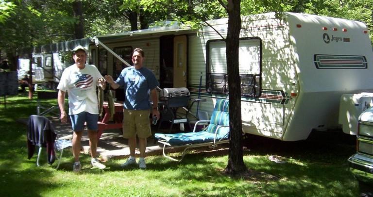 Lake Almanor Camping