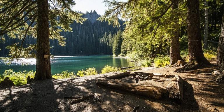 Lake Camping Near Me