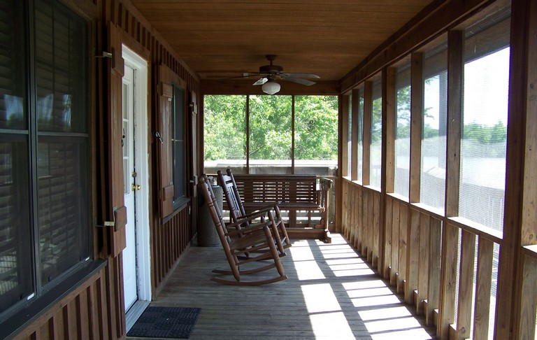 Lake Fausse Pointe Cabins