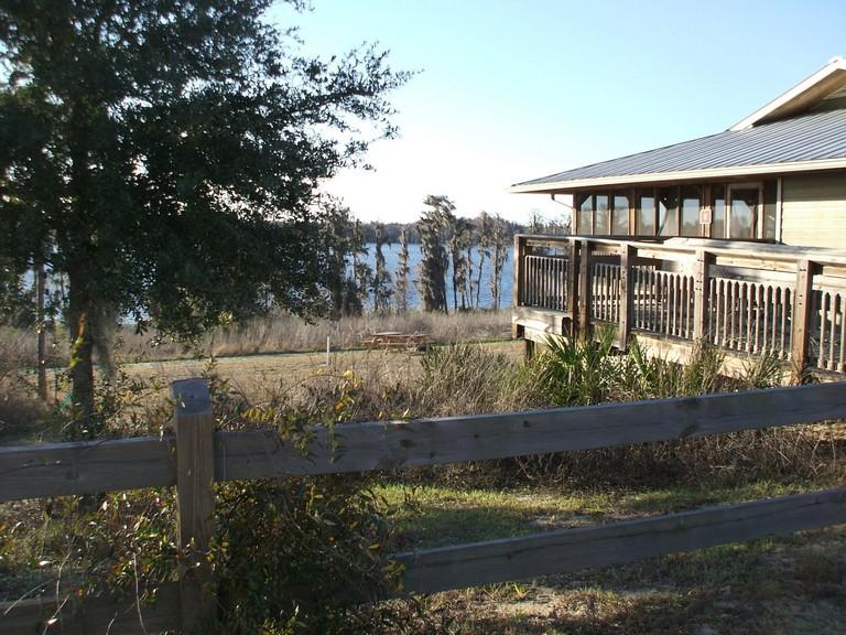 Lake Louisa State Park Cabins