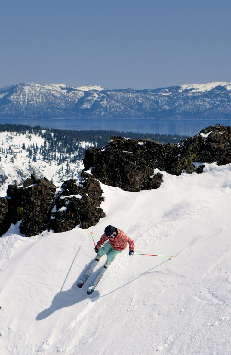 Lake Tahoe Ski Resorts Open