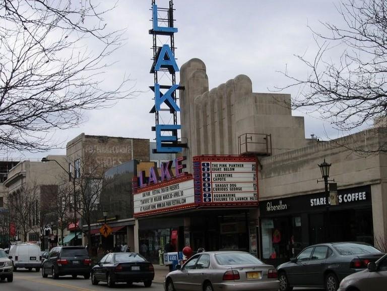 Lake Theater Oak Park Illinois
