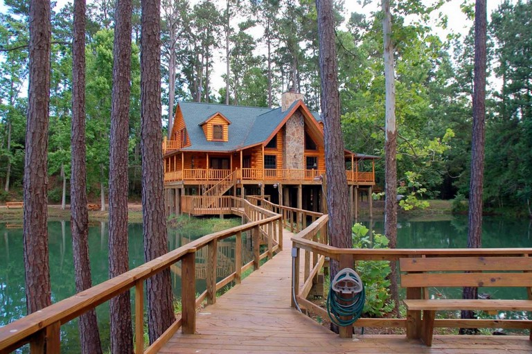 Lakeside Cabins For Sale