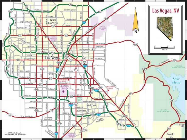 Las Vegas Public Transportation