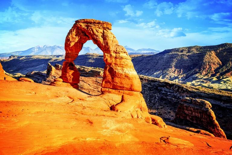 Las Vegas To Arches National Park