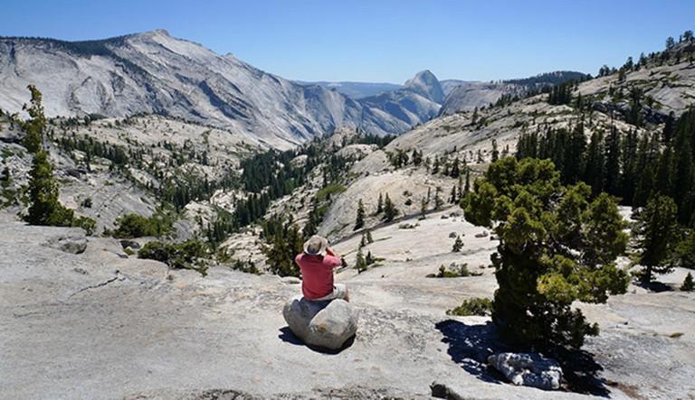 Las Vegas To Yosemite National Park