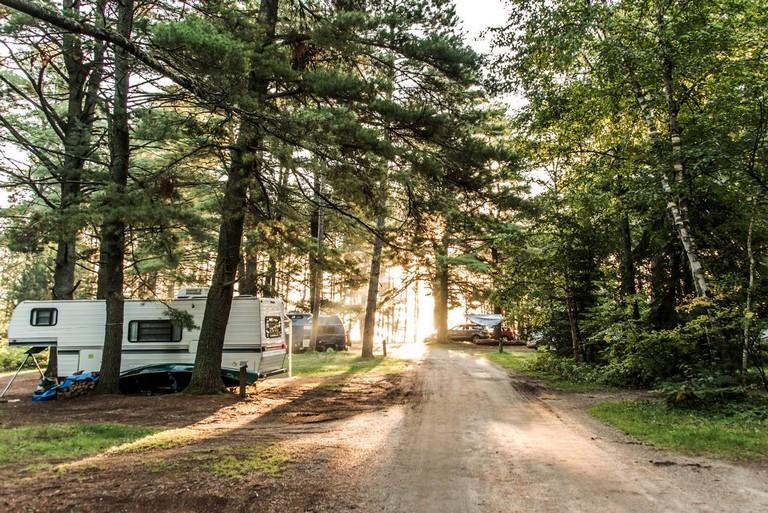 Leisure Lake Campground