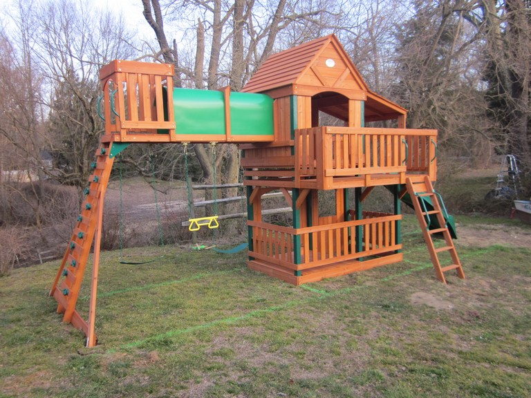 Leisure Time Playsets
