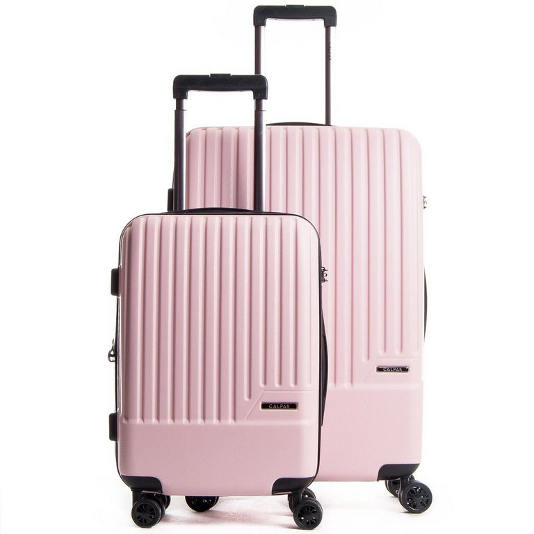 Light Pink Suitcase