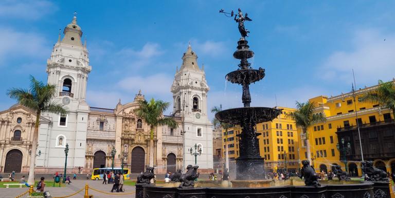 Lima Peru Tourism