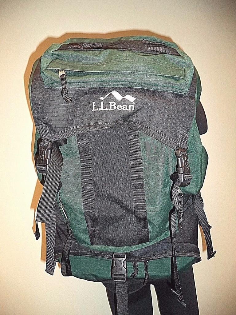 Ll Bean Hiking Backpack