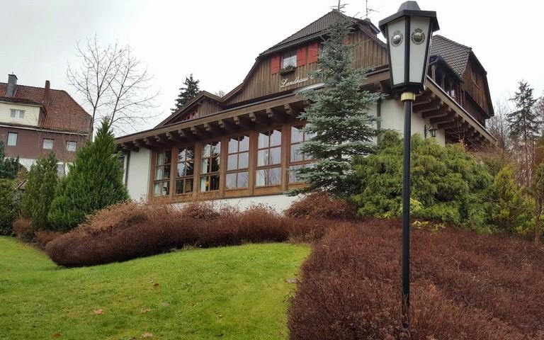 Lassen National Forest Hotels Elegant Hotel Landhotel Villa Foresta