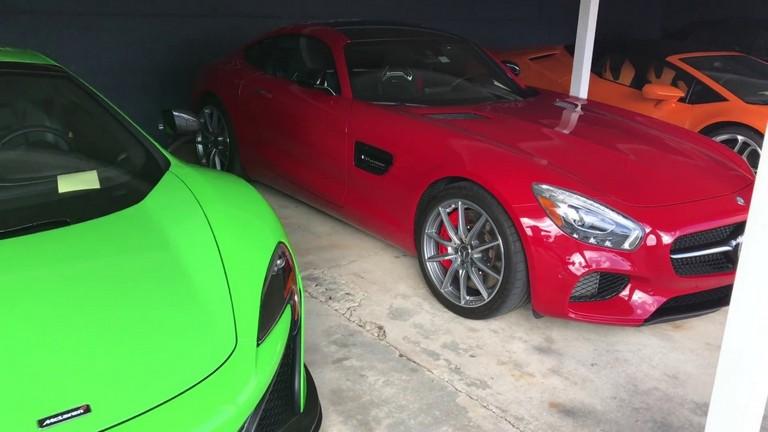 Luxury Car Rental Miami Airport
