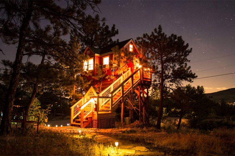 Tree House Vacation Rentals Usa Lovely 6 Treehouses You Can Rent In Colorado 303 Magazine