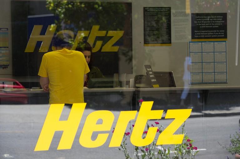 Hertz Global Holdings Inc Announce Earnings