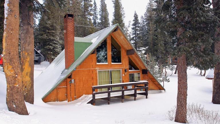 Mammoth Mountain Cabins