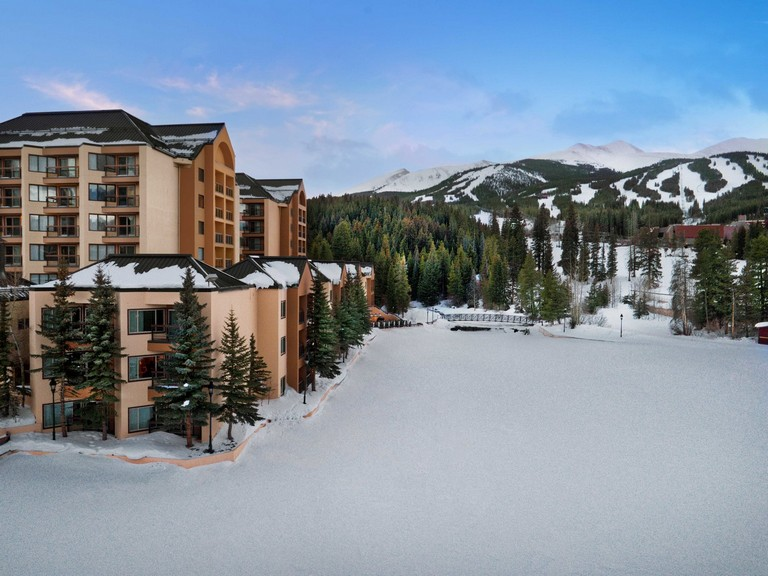 Marriott Ski Resorts Colorado