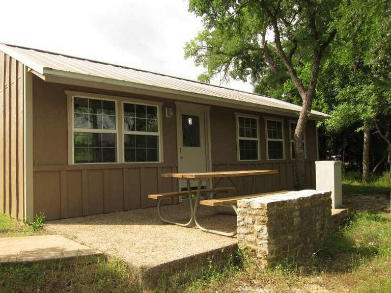 Mckinney Falls State Park Cabins