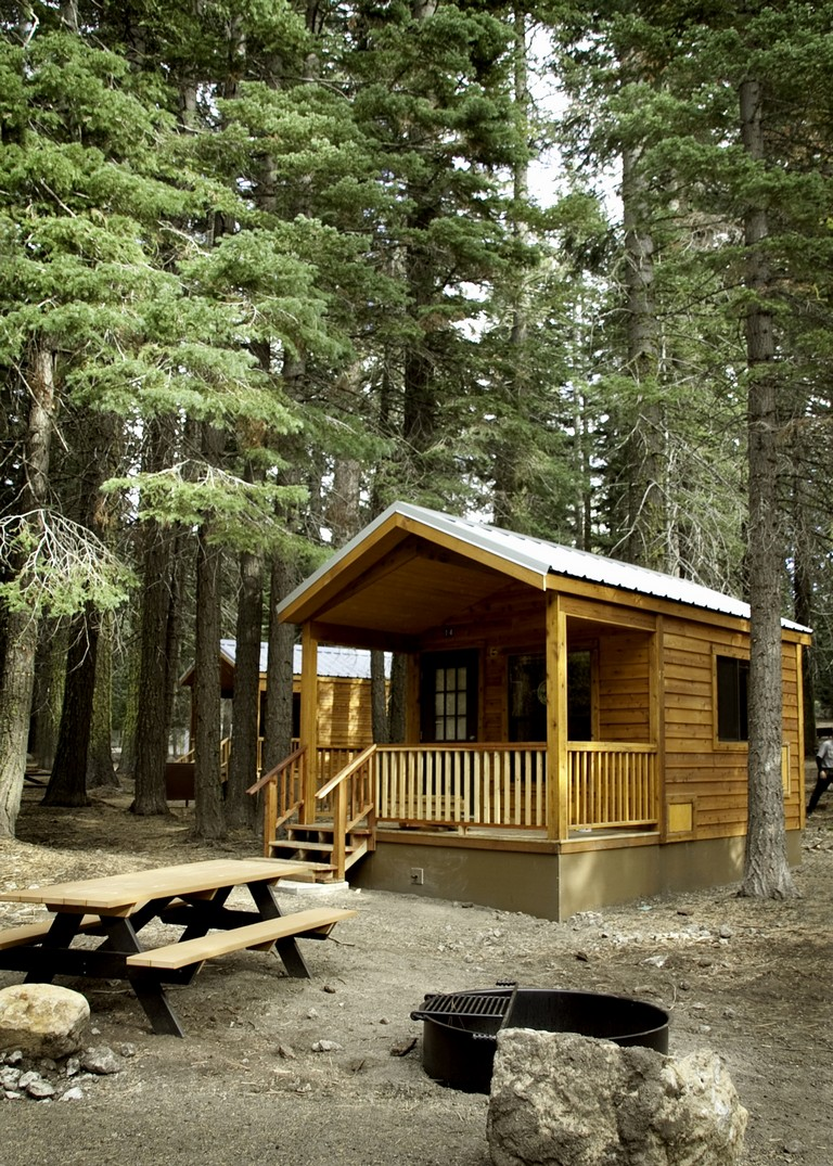 Cabins In Mendocino National Forest Lovely Best Cabins For Getaways Sunset Sunset Magazine