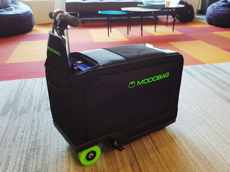 Modobag Suitcase