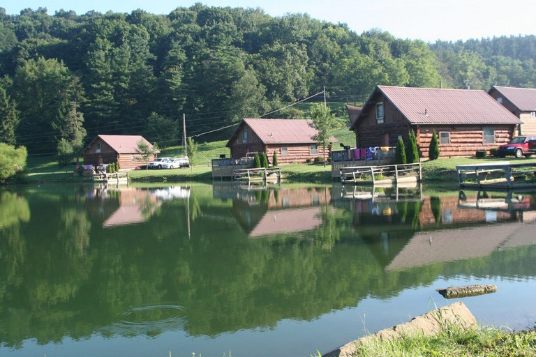 Mohican Adventures Cabins