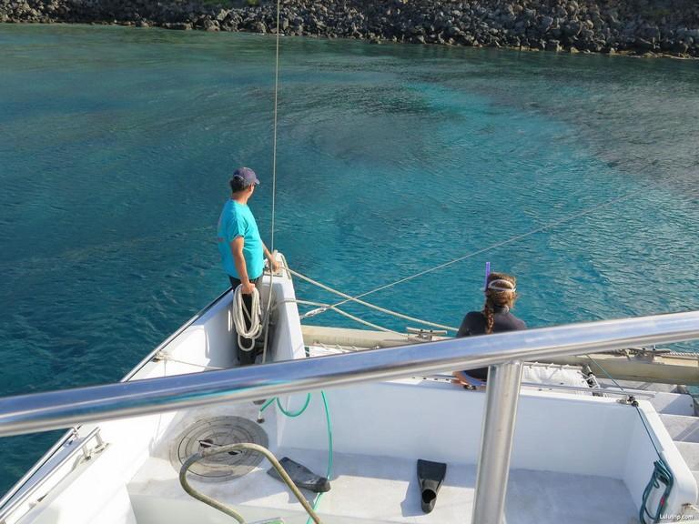 Molokini Sail And Snorkel Adventure