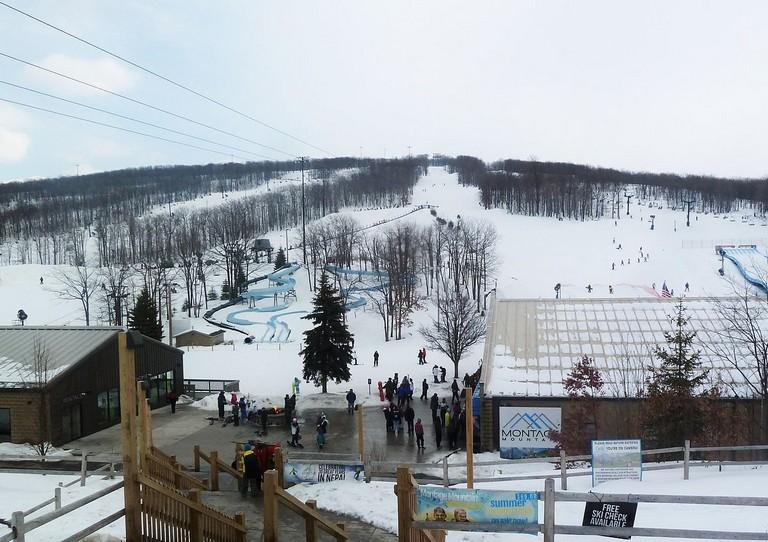 Montage Ski Resort