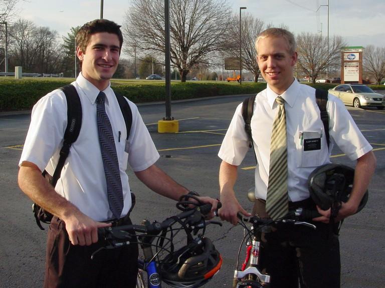 Mormon Mission Trip