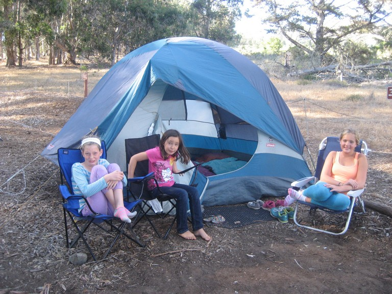 Morro Bay Camping