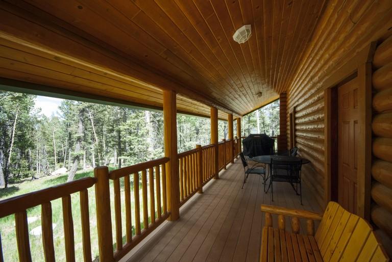 Mueller State Park Cabins