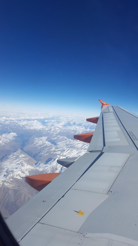 My Flight To Venice