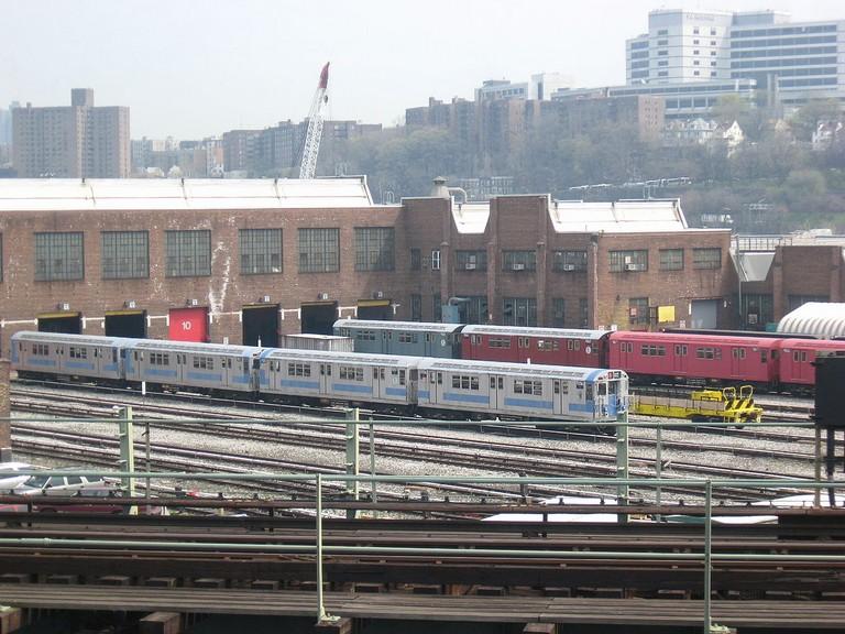 Mya Trip Planner Inspirational List Of New York City Subway Yards