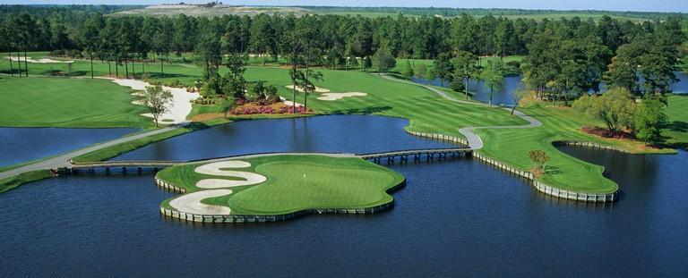 Myrtle Beach Golf Resorts