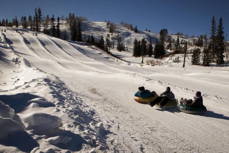 Mystic Miner Ski Resort