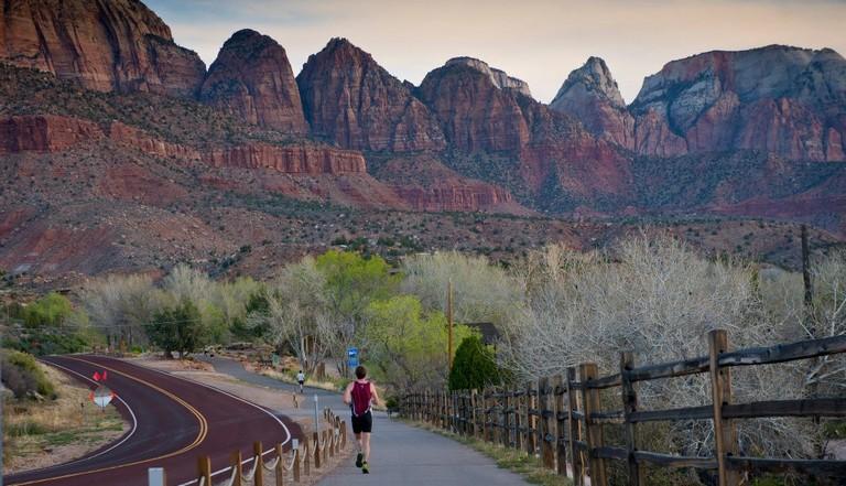 National Park Half Marathons