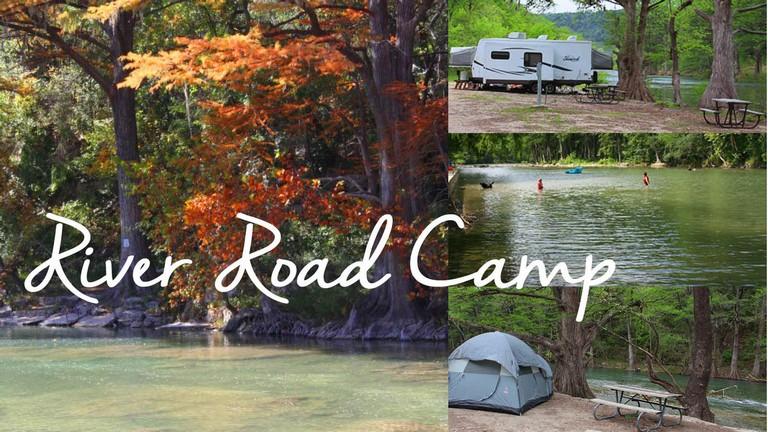 New Braunfels Tent Camping