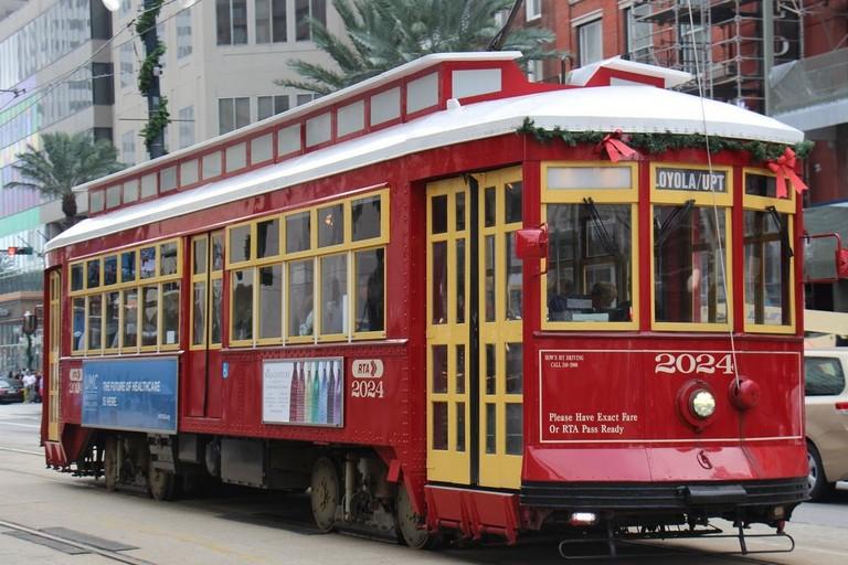 New Orleans Public Transportation