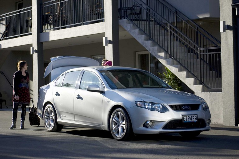 New Zealand Car Rental Companies