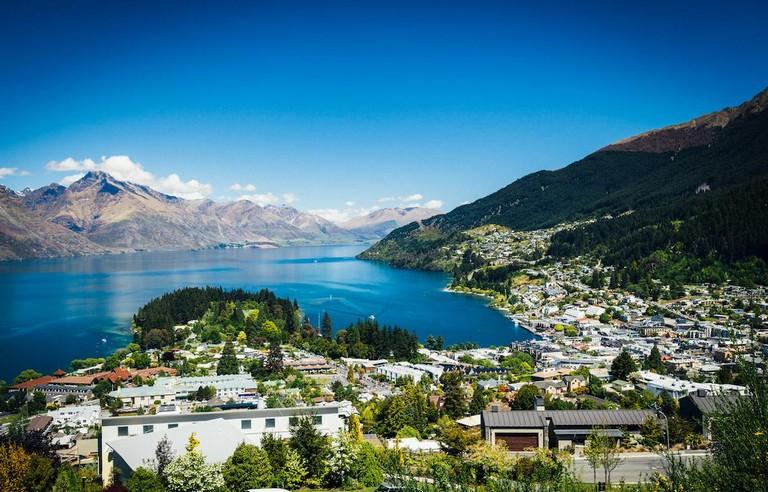 New Zealand Vacation Spots