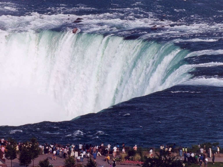 Niagara Falls Tourism Niagara Falls On Canada