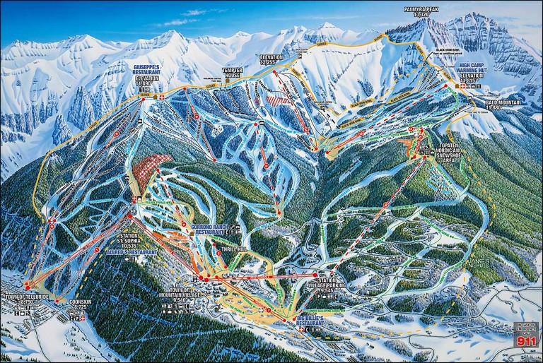 North Dakota Ski Resorts